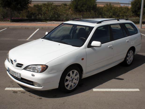 Second hand Nissan Primera Estate for sale - San Javier, Murcia ...