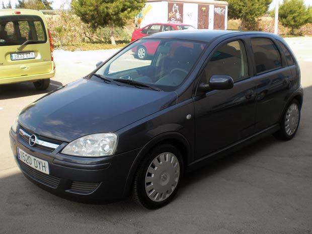 Second Hand Opel Corsa Auto For Sale San Javier Murcia