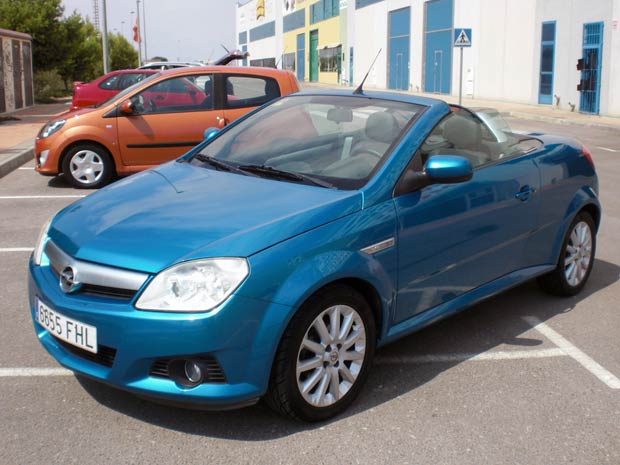Second Wind BMW >> Second hand Opel Tigra Cabriolet for sale - San Javier ...