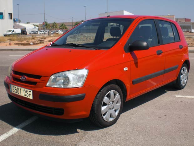 Ford Owners Manual >> Second hand Hyundai Getz for sale - San Javier, Murcia ...