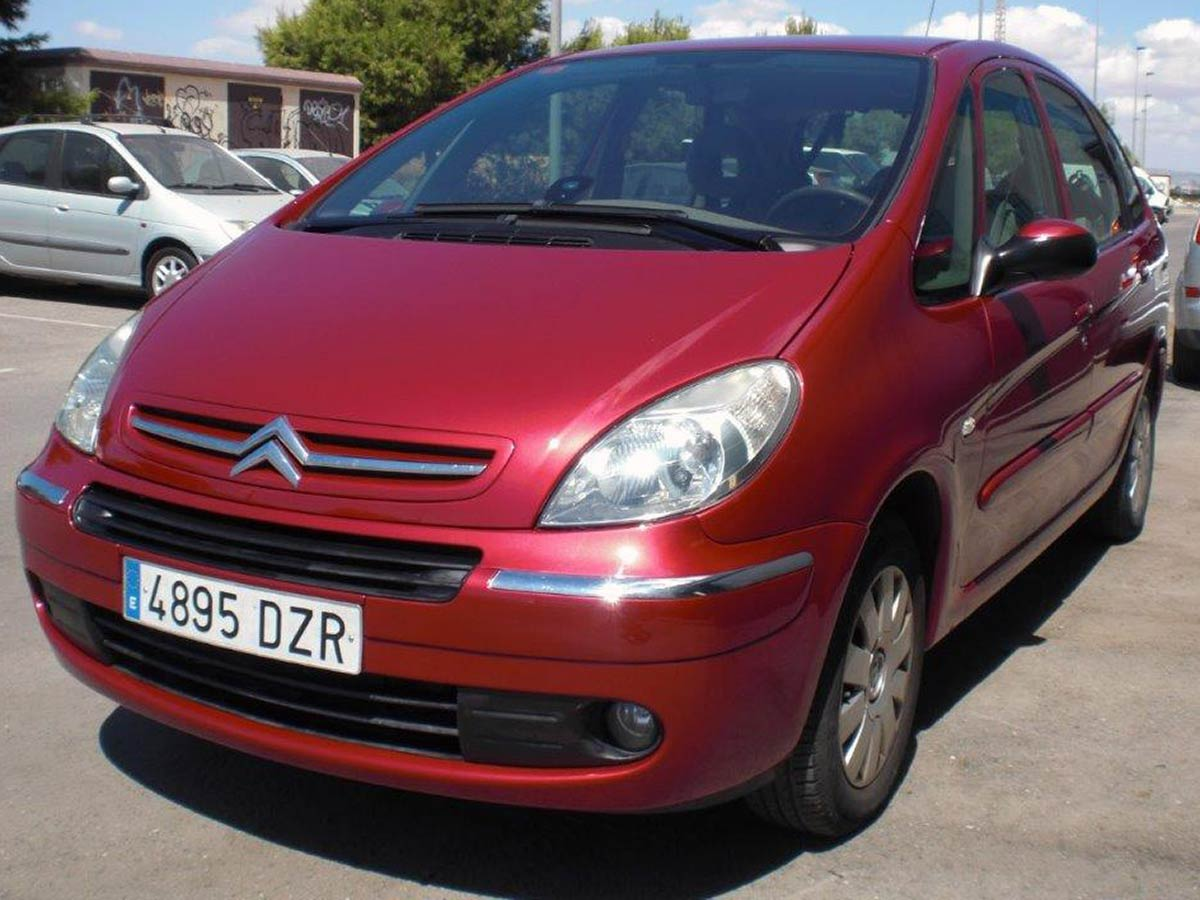Used Audi For Sale >> Second hand Citroen Xsara Picasso for sale - San Javier ...