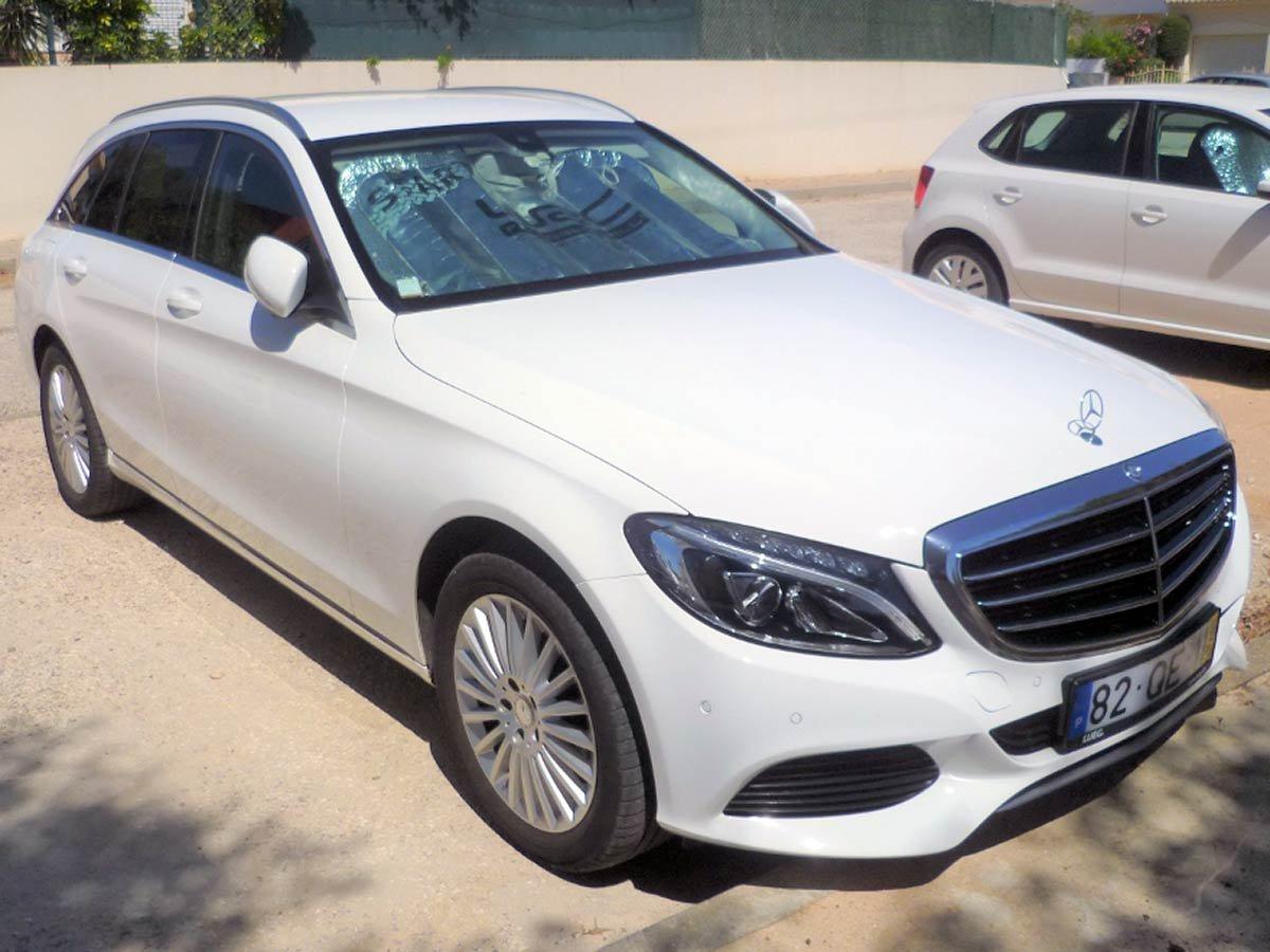 Used Mercedes C220 CDi Bluetech Auto Estate Spain