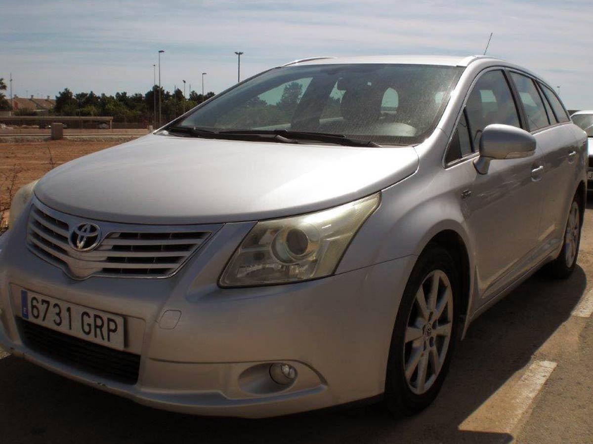 Used Toyota Avensis Wagon Auto Spain