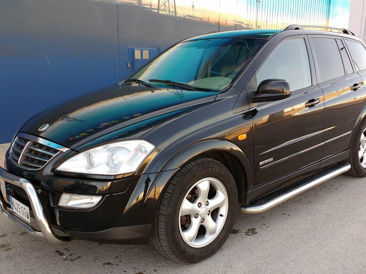 Used Ssanyong Rexton Kyron Auto Spain