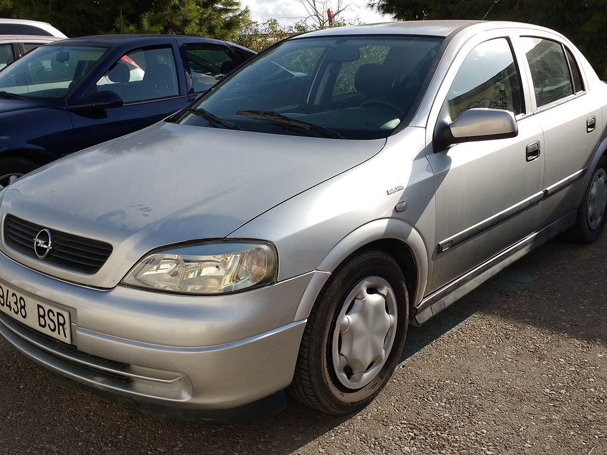 Used Opel Astra Auto Spain