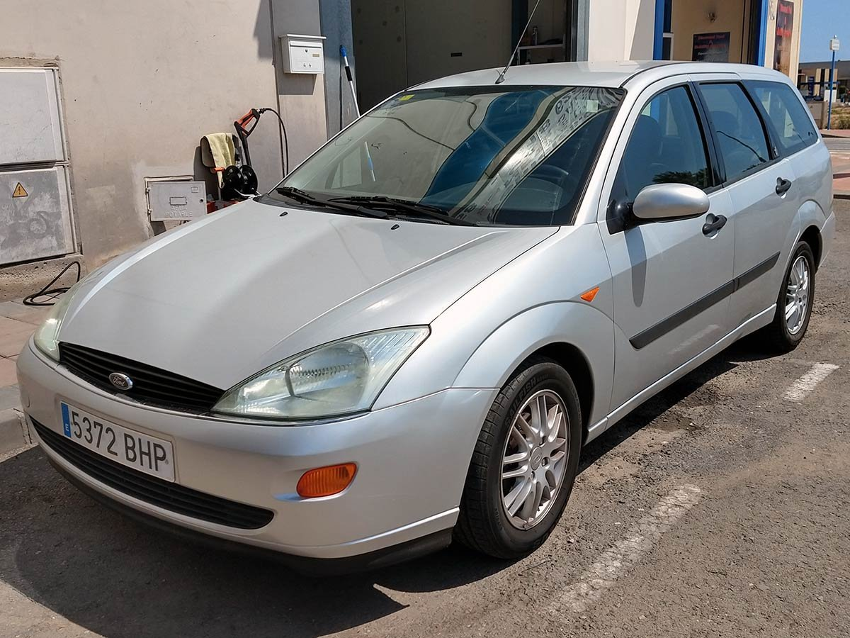 Ford Focus Ghia Estate