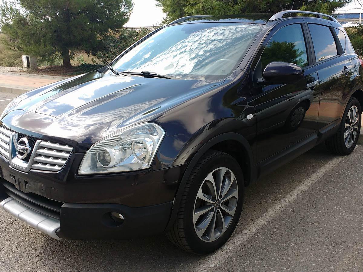Used Nissan Qashqai Auto Spain