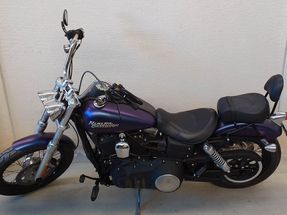 Used Harley Davidson Streetbob Spain