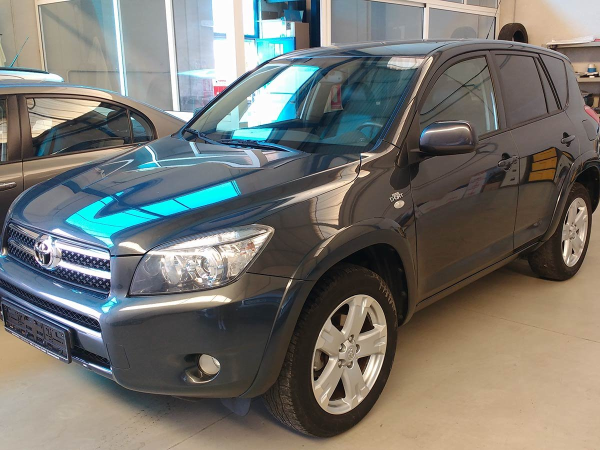 Used Toyota Rav4 Spain