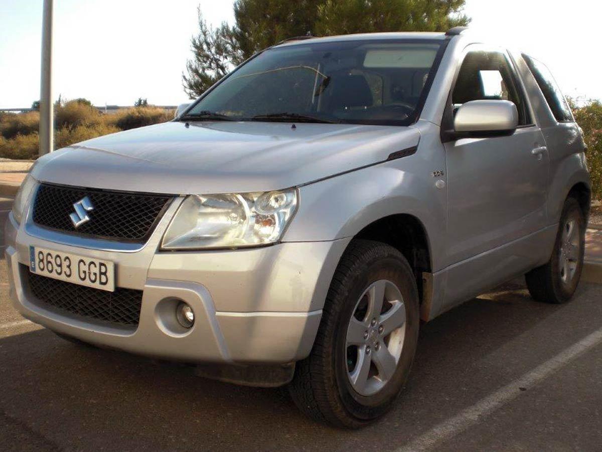 Used Suzuki Gran Vitara Spain