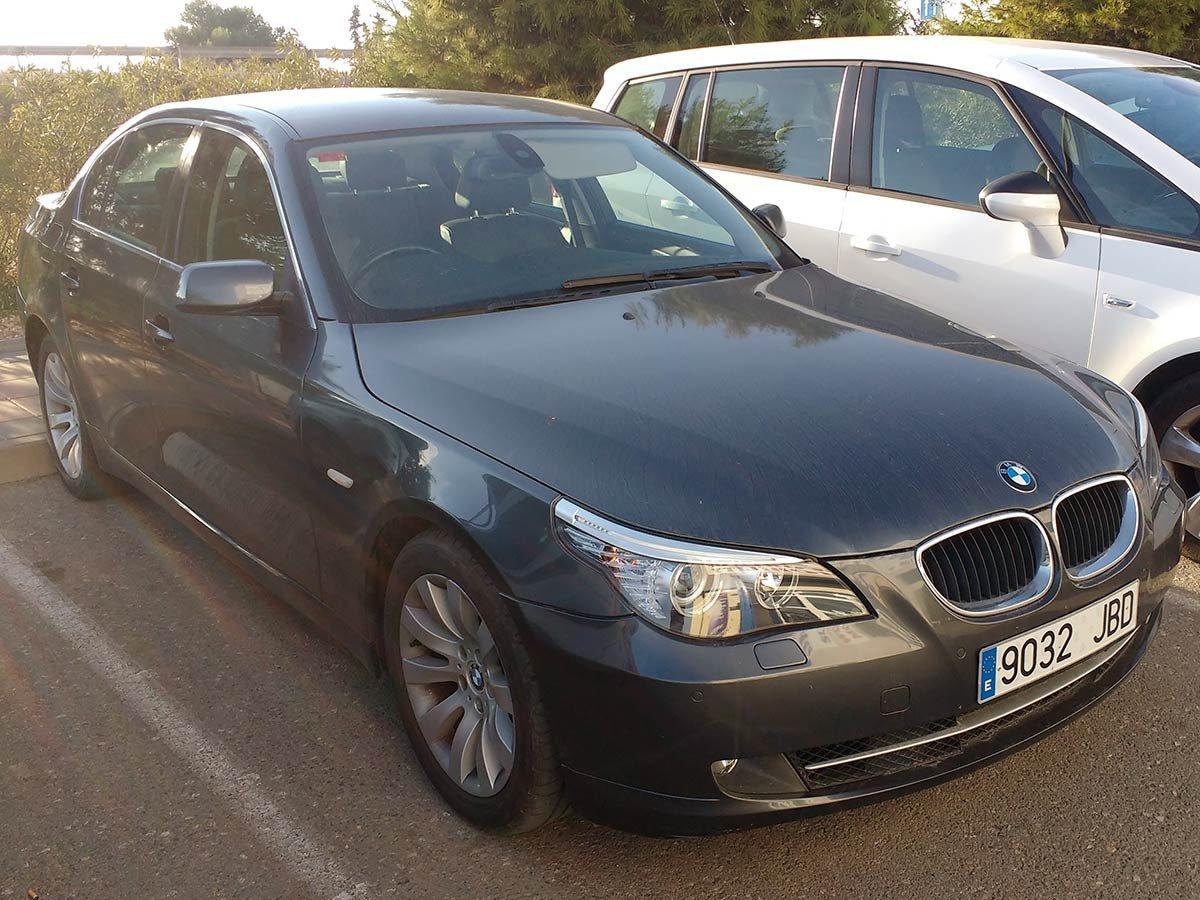 Used BMW 520 Auto (RHD Spanish) Spain