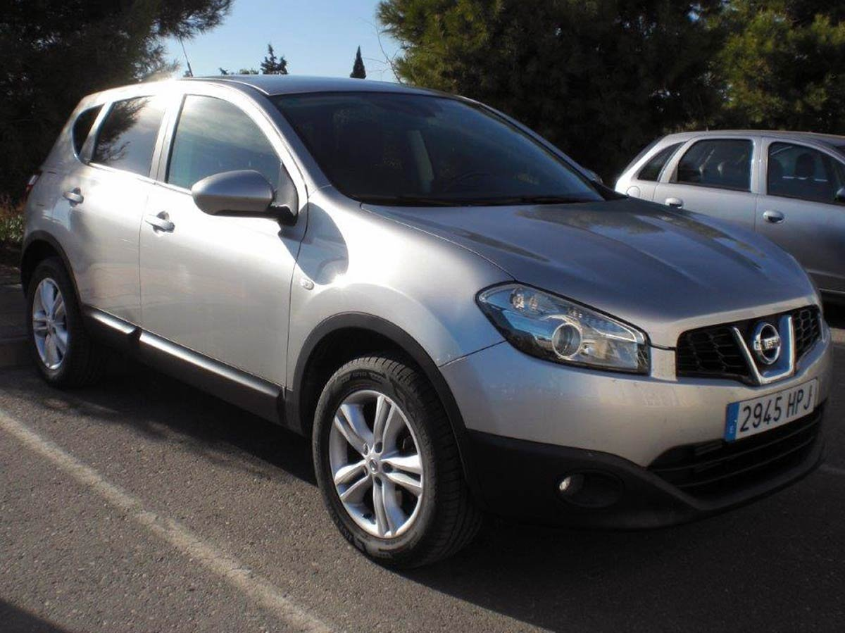 Used Nissan Qashqia Spain
