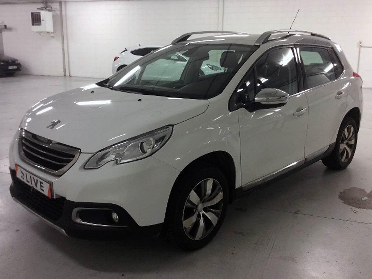 Used Peugeot 2008 Auto Spain
