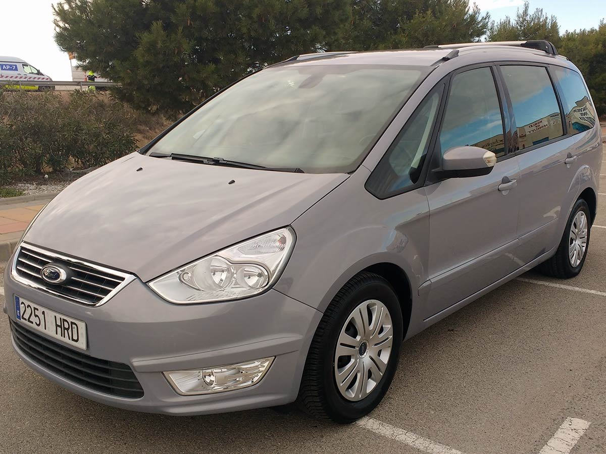 Ford Galaxy 7-Seat Auto