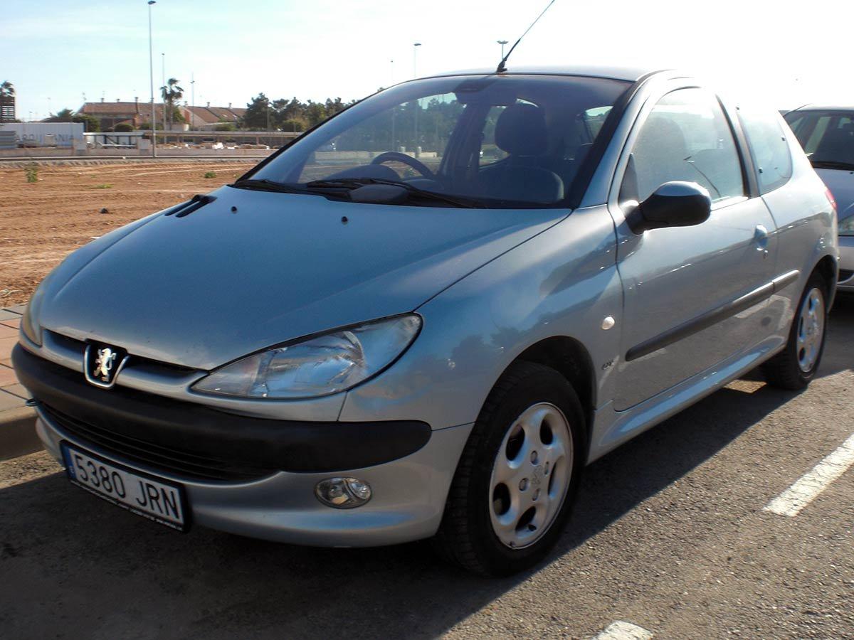 Used Peugeot 206 - RHD (ES) Spain
