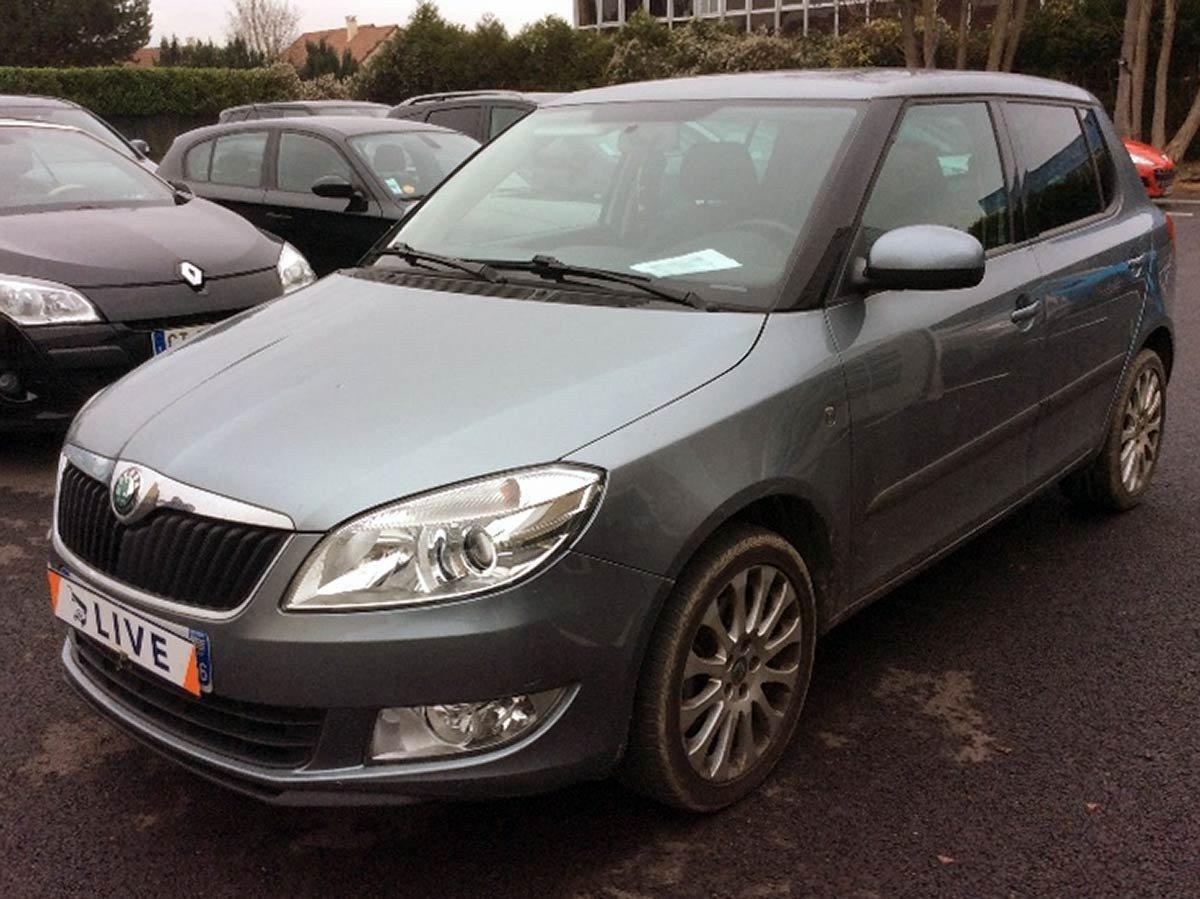 Used Skoda Fabia Elegance Plus Auto Spain