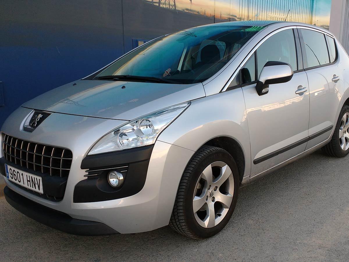 Used Peugeot 3008 Spain