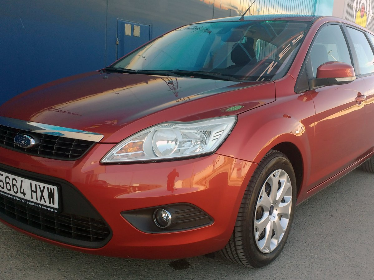 Used Ford Focus Auto Estate Spain