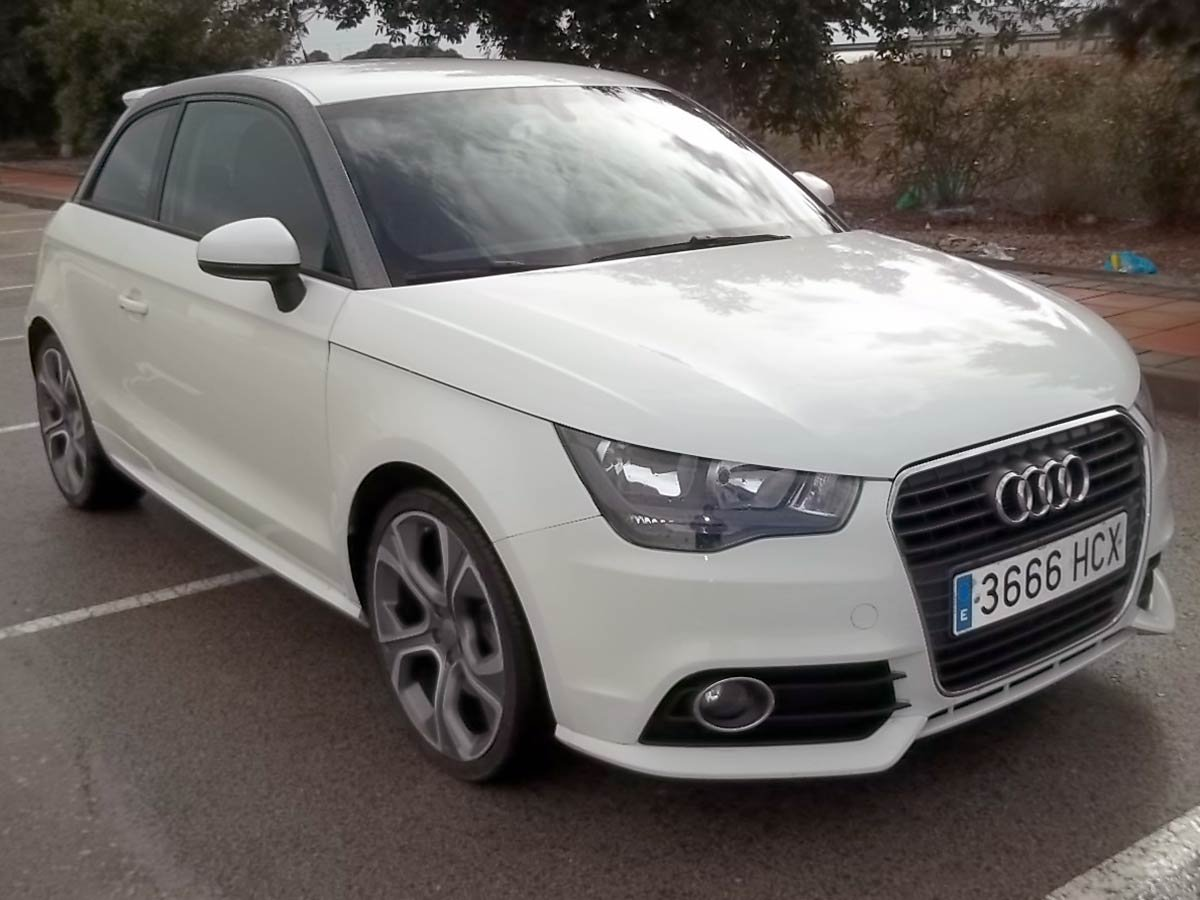 Used Audi A1 S-Tronic (Auto) Special Edition Spain