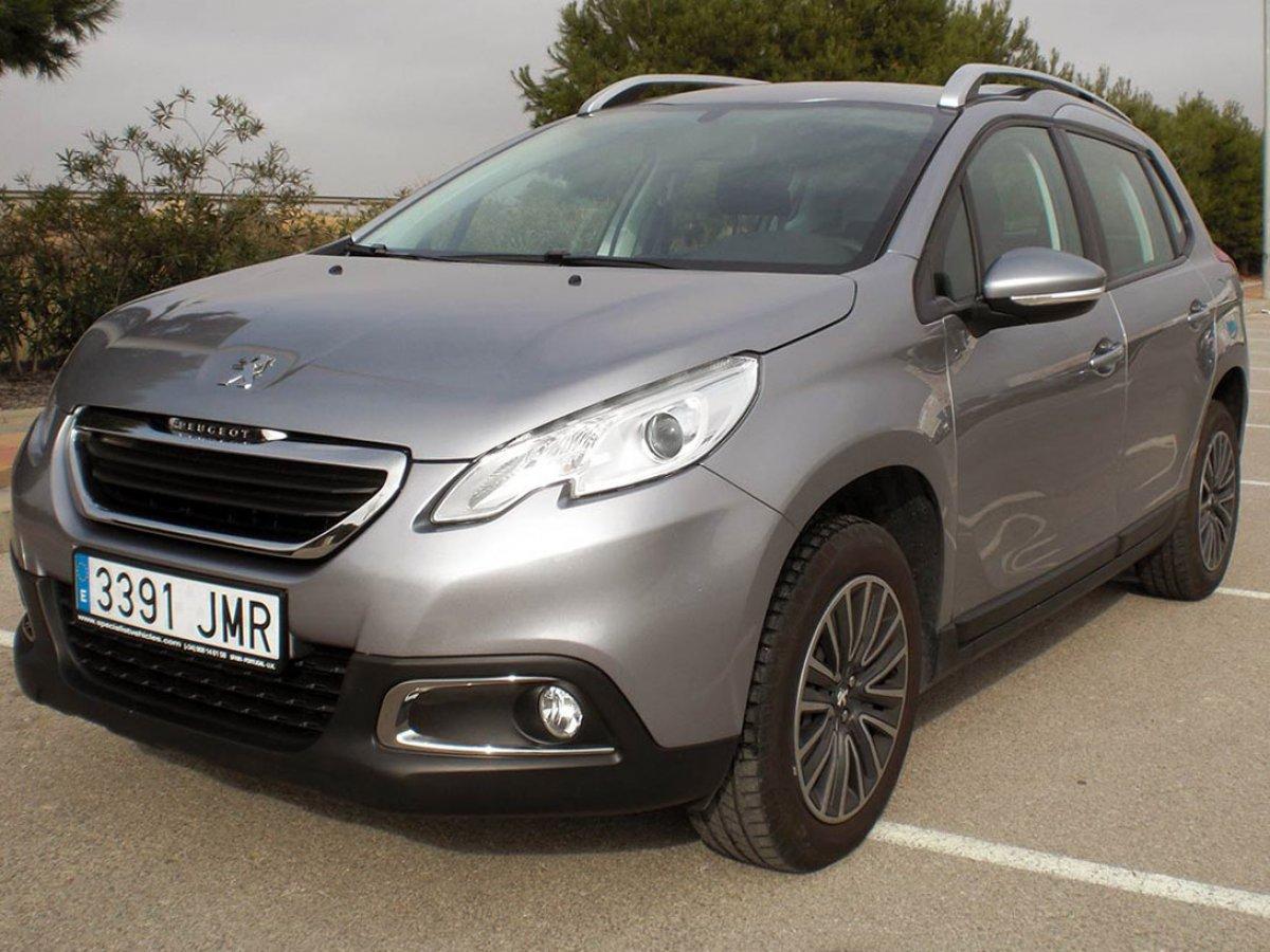 Used Peugeot 2008 Spain