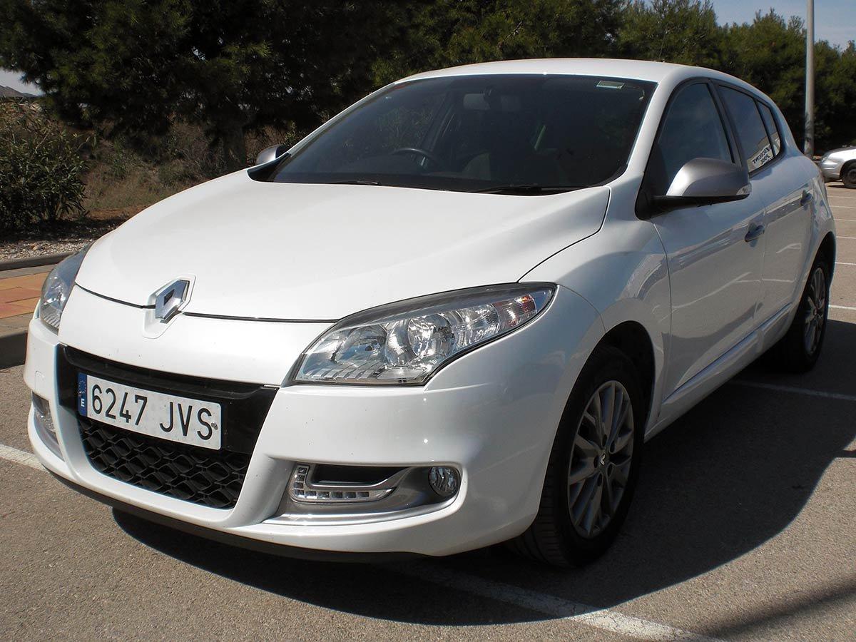 Used Renault Megane (RHD - ES) Spain