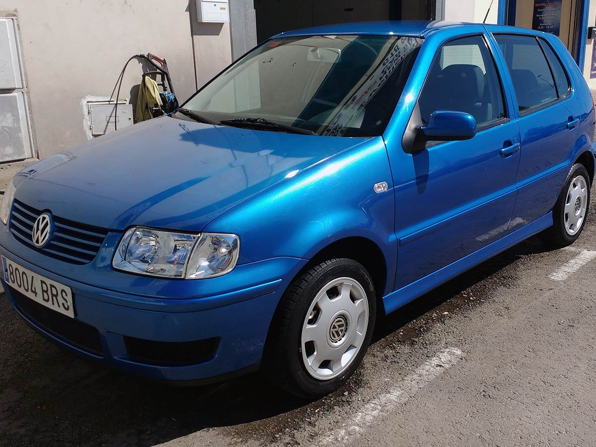 Used VW Polo Spain