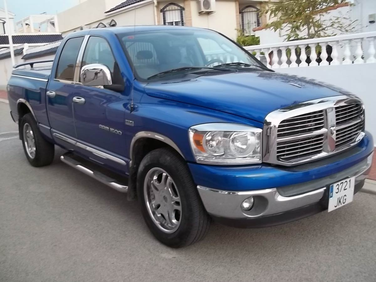 Used Dodge Ram 1500 Pickup Spain