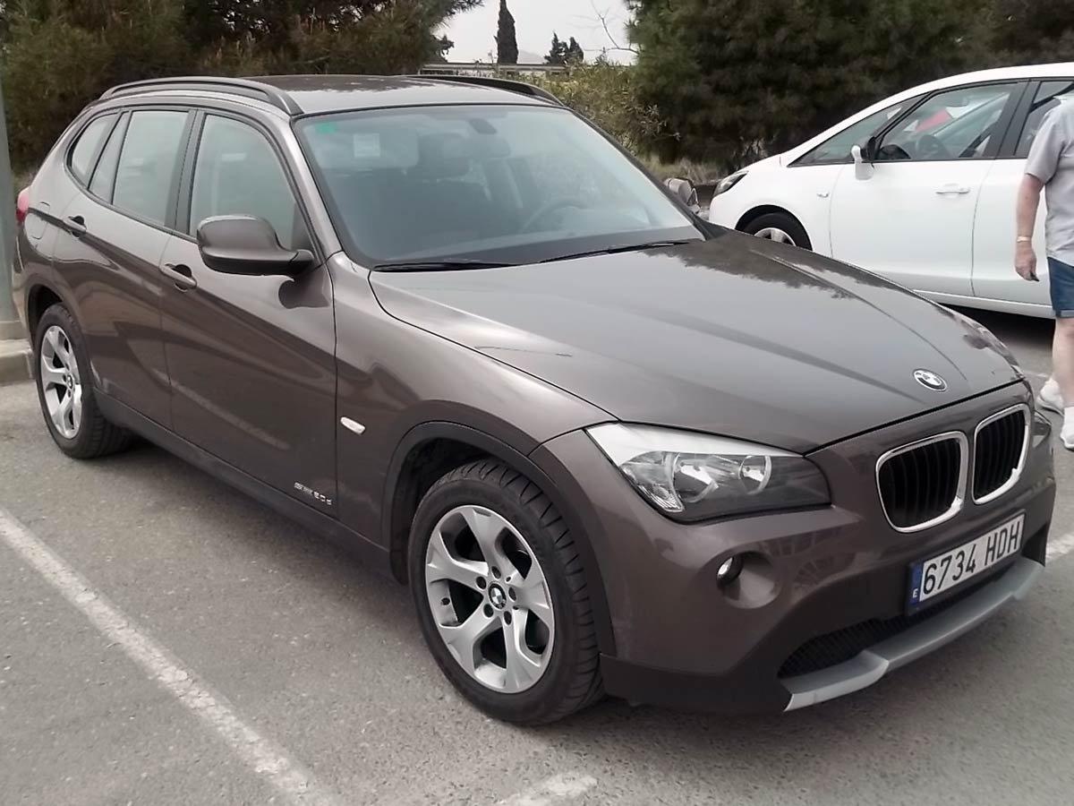 Used BMW X1 Auto Spain