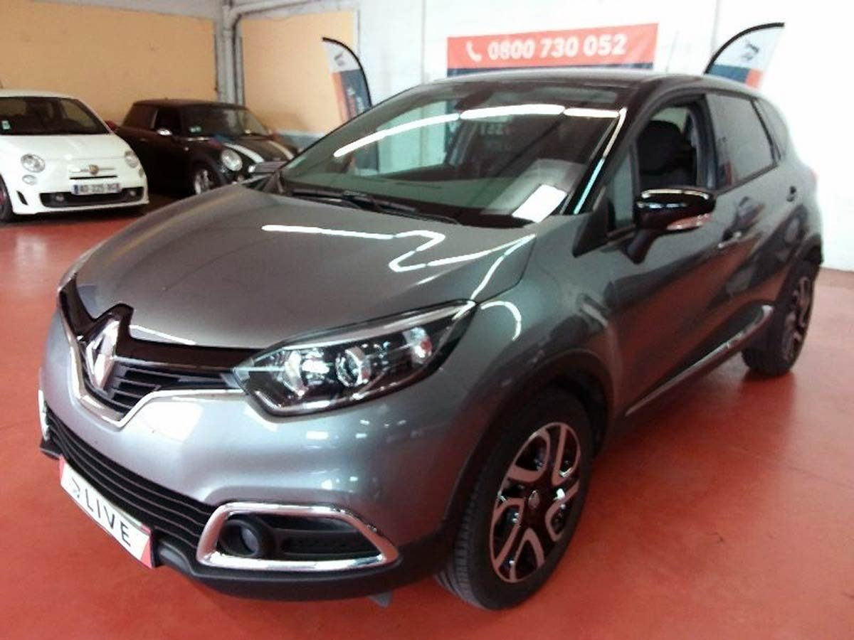 Used Renault Captur Auro Spain