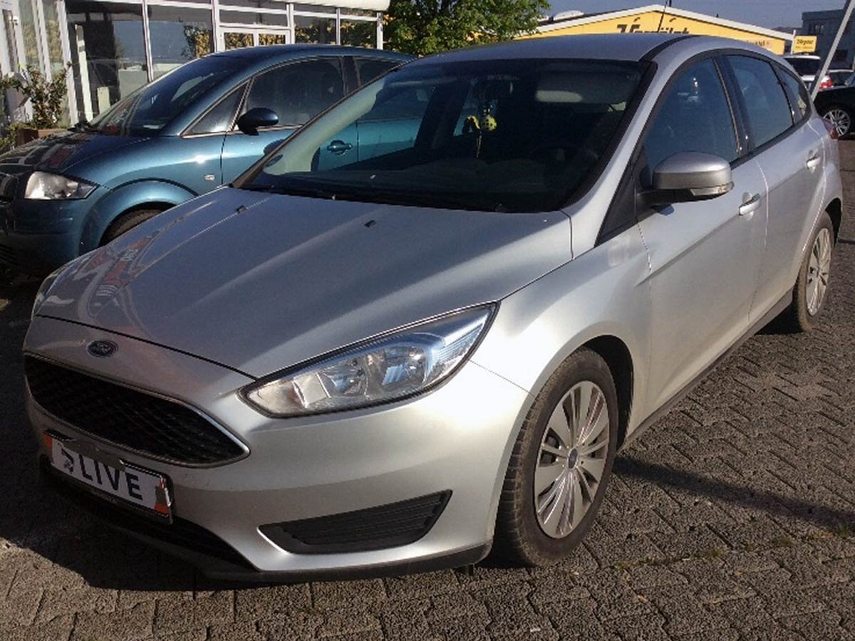 Ford Focus Auto (New shape)