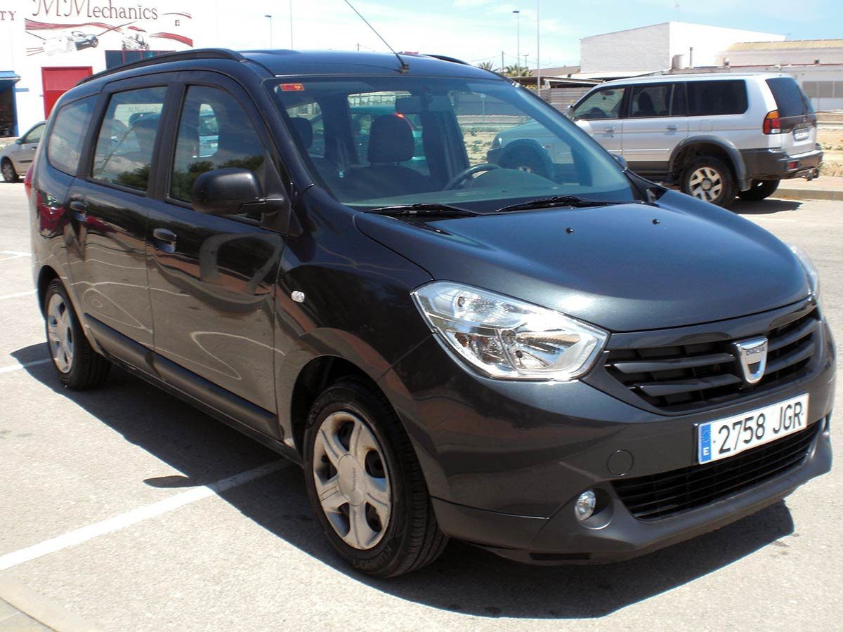Used Dacia Lodgy 7-Seater Spain