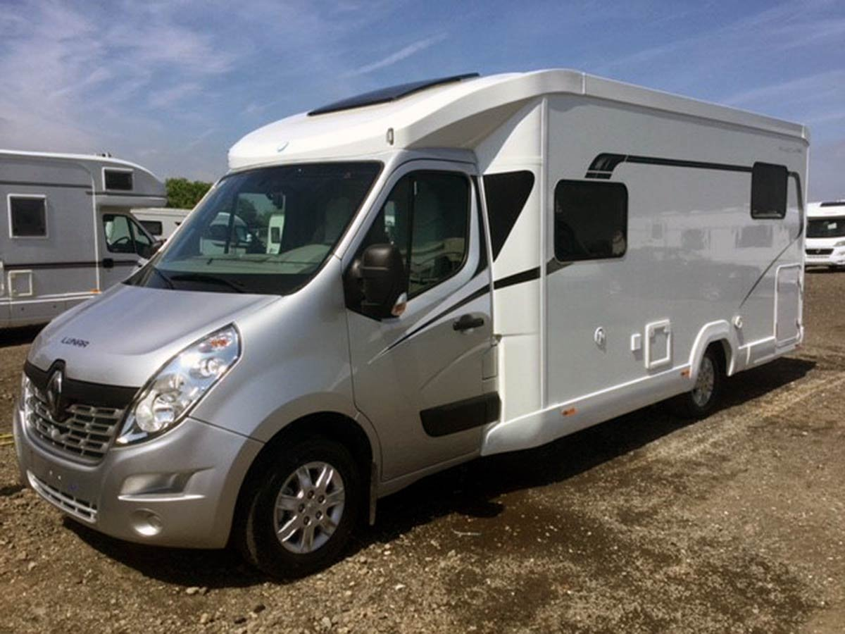 Used Lunar Roadstar Motorhome Spain
