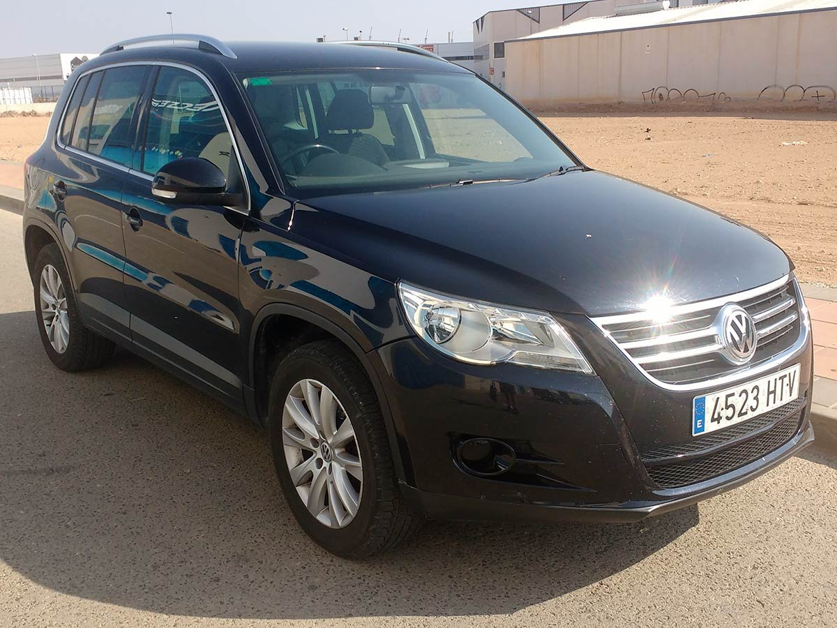 Used VW Tiguan (RHD - ES) Spain