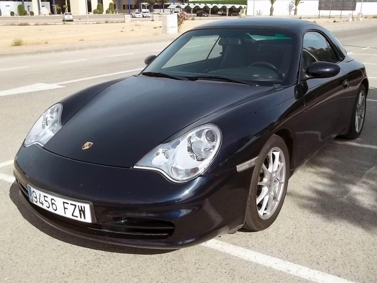 Used Porsche 911 Auto/Tip Cabriolet Spain