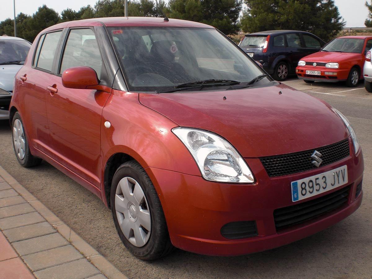 Used Suzuki Swift (RHD - ES) Spain