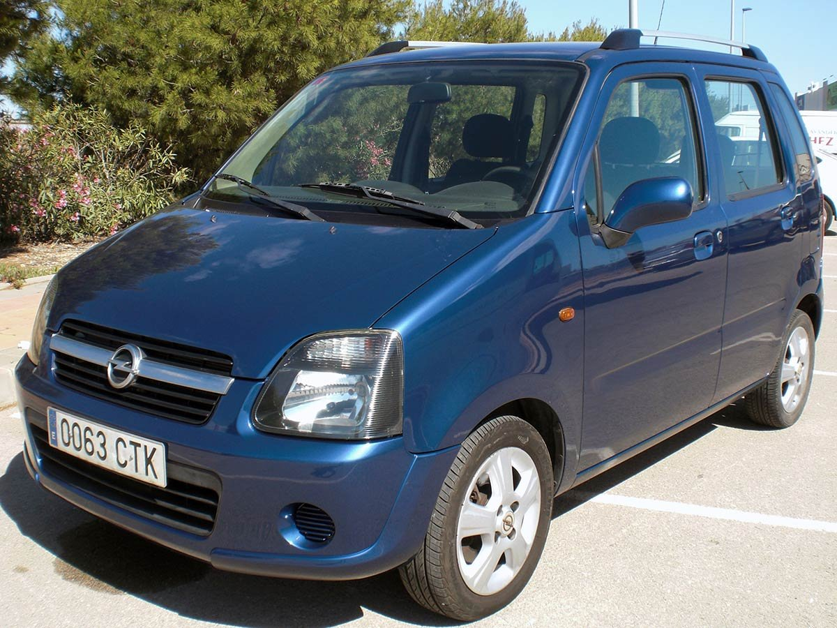 Used Opel Agila Spain