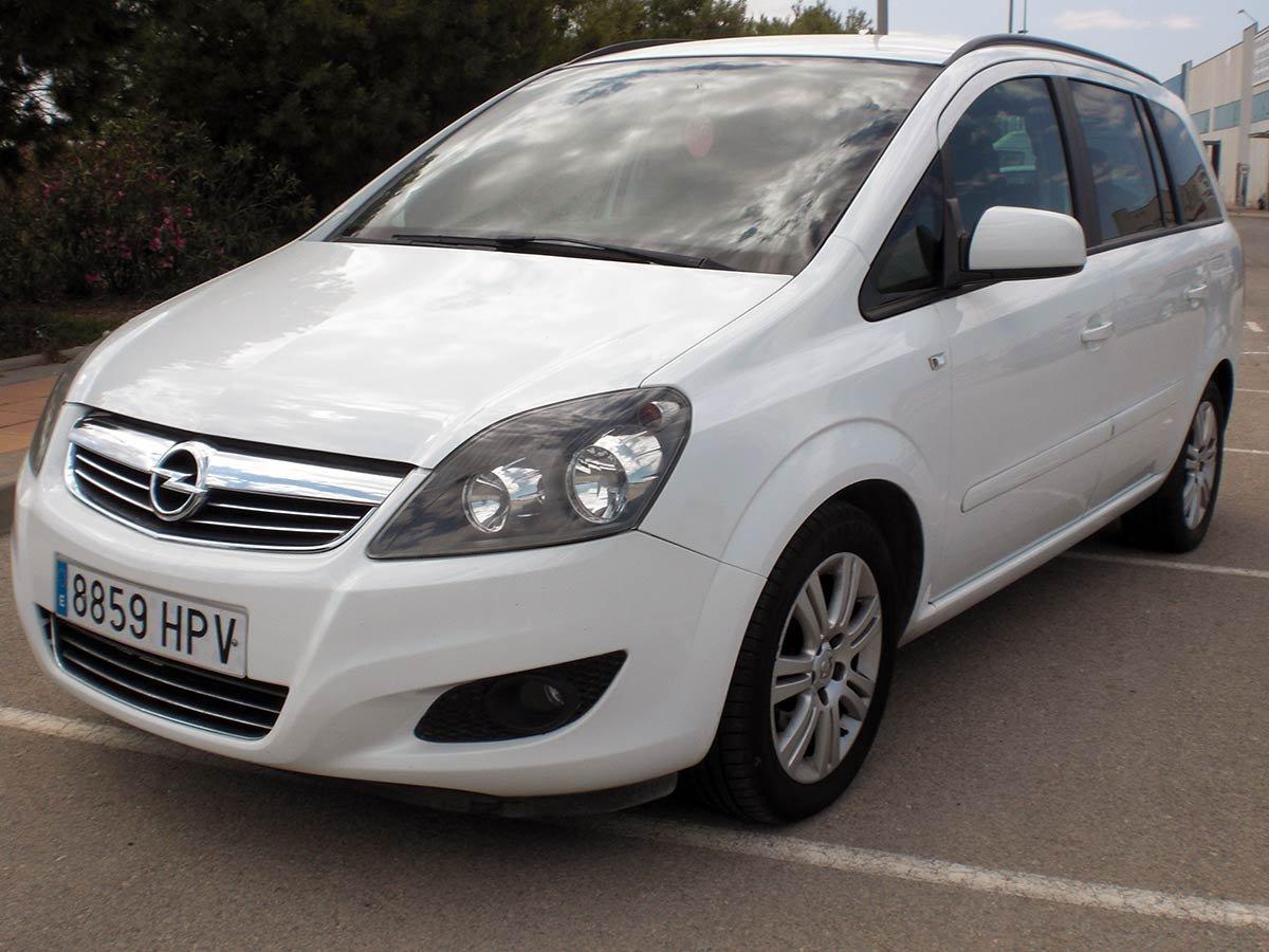 Opel Zafira 7-Seat