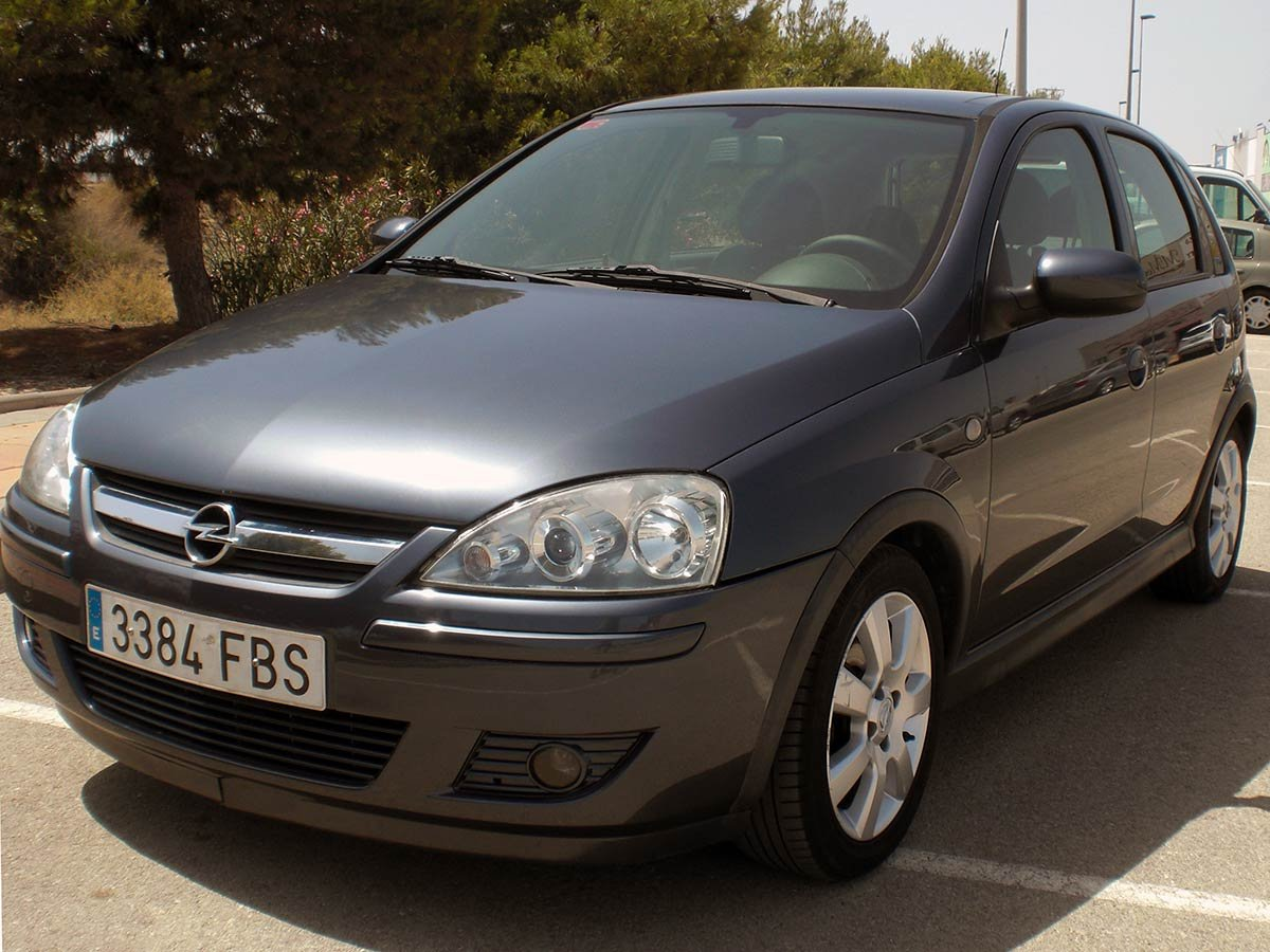 Used Opel Corsa Spain