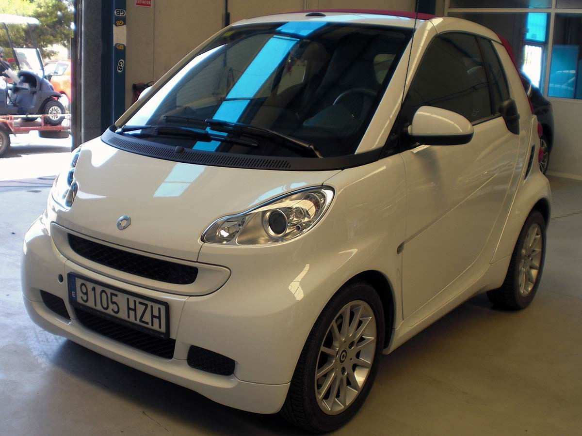 Used Smart Cabriolet Auto Spain