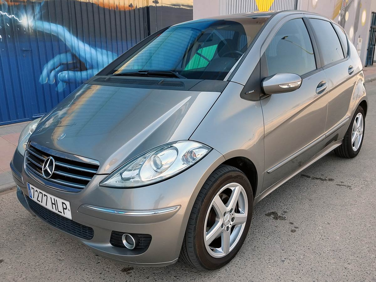 Used Mercedes A180 Avantgarde Auto Spain