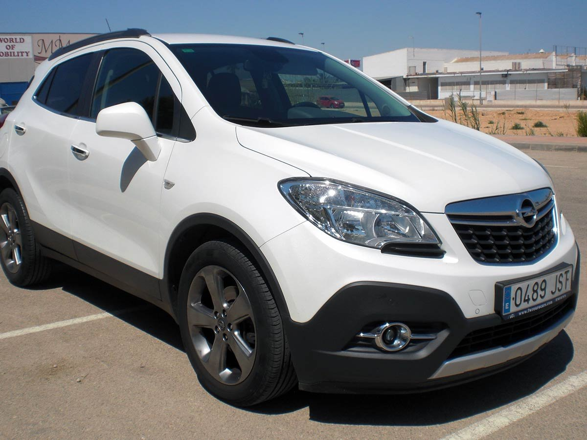 Used Opel Mokka Auto Spain