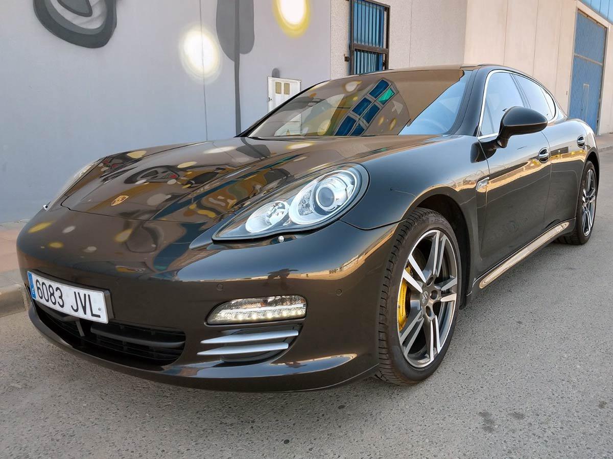 Used Porsche Panamera 4S Spain