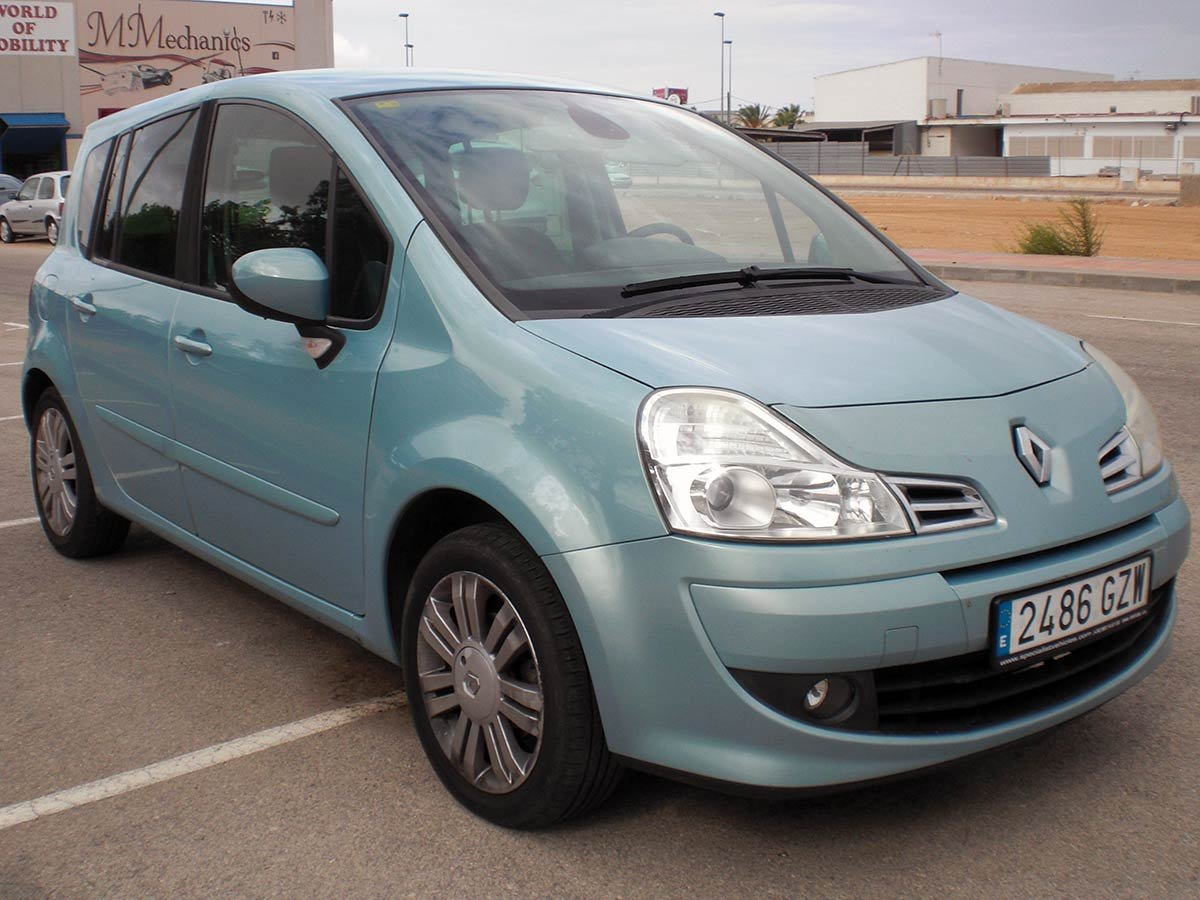 Renault Grand Modus Auto