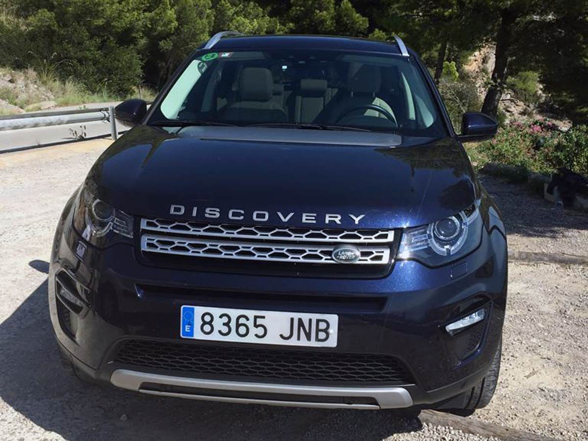 Second Hand Landrover Discovery Sport For Sale San
