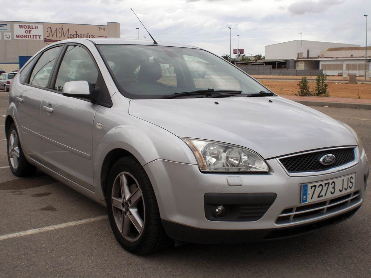 Used Ford Focus (RHD - ES) Spain