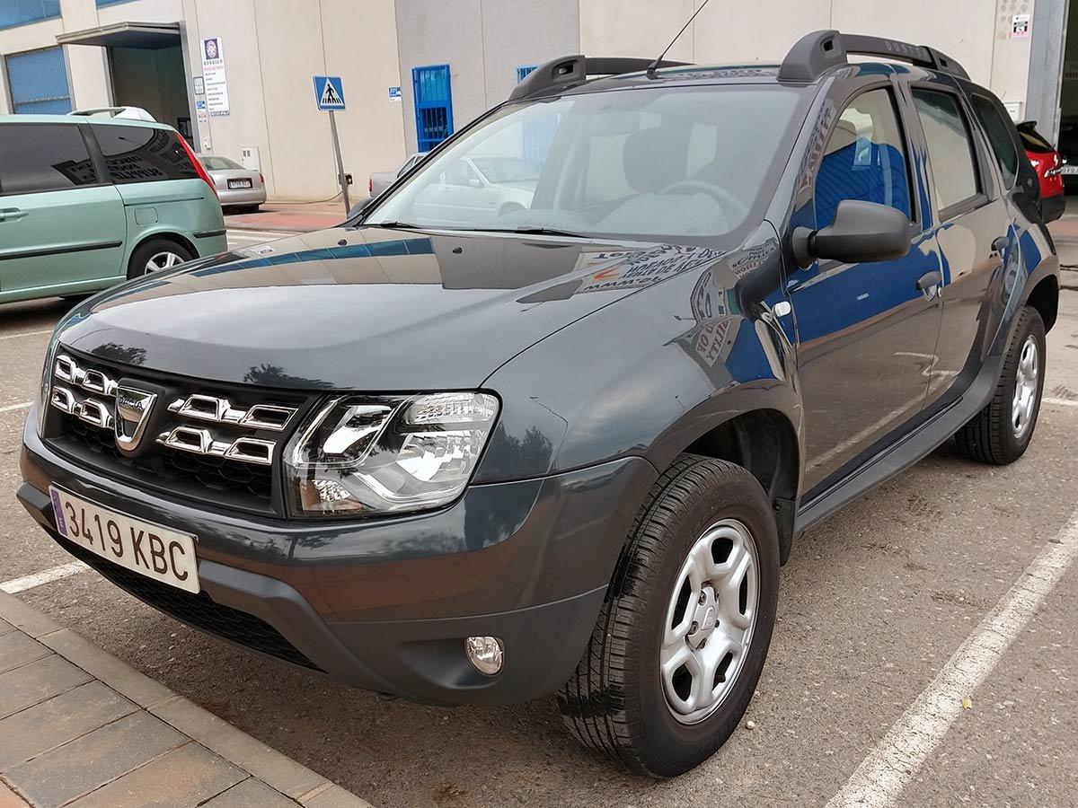 Used Dacia Duster Spain