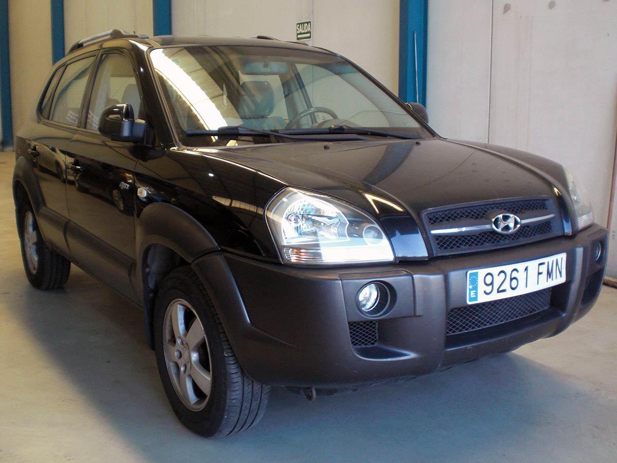 Used Hyundai Tucson Spain