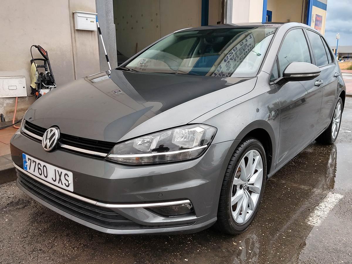 Used VW Golf Spain