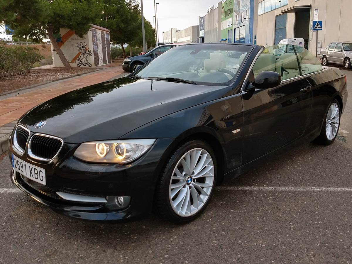 Used BMW 320D Cabriolet Spain