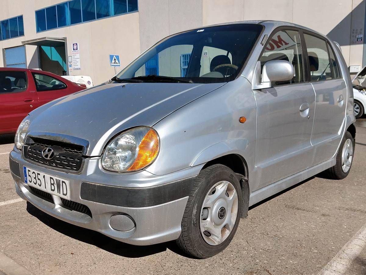 Used Hyundai Atos Spain